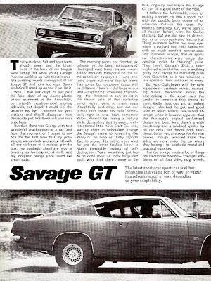 Just a car guy : Variations of the 67-69 Barracuda you may not have