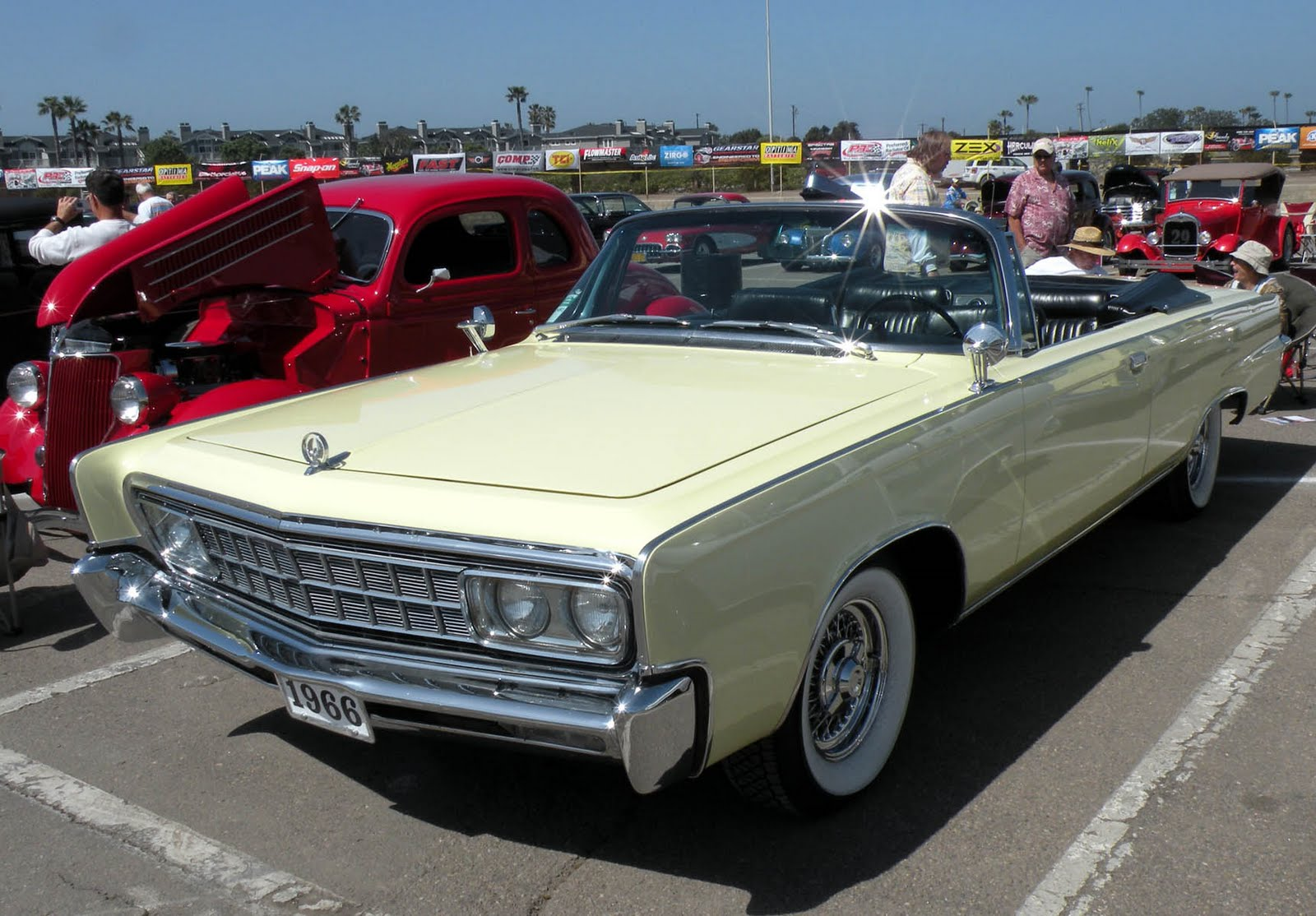 Just A Car Guy 1966 Chrysler Imperial Just Like The One