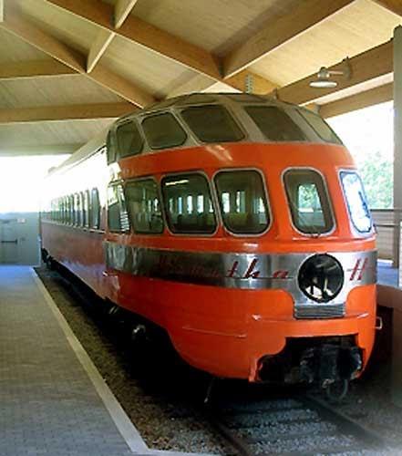 Just A Car Guy The Olympian Hiawatha Railroad Observation