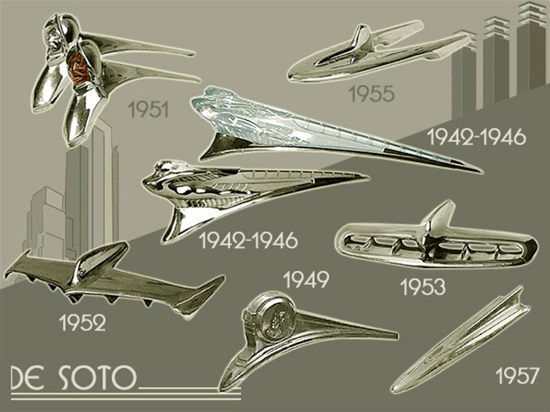 Hood Ornament Identification Guide