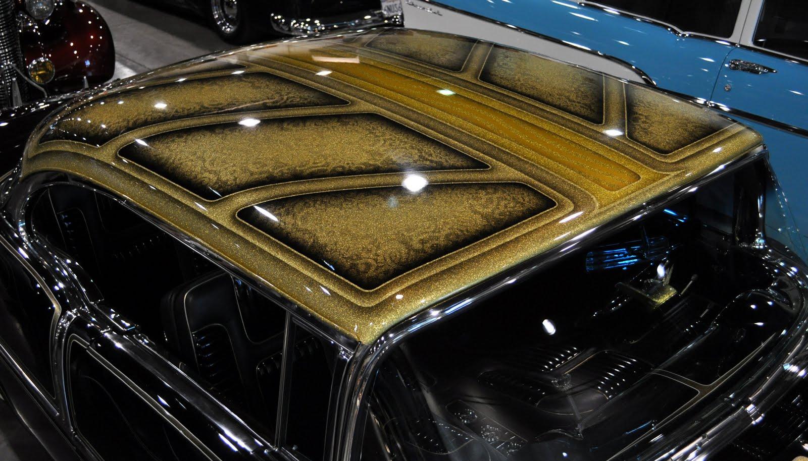 just a car guy austin speed shop 39 s el gringo loco fantastic interior superb lace paint. Black Bedroom Furniture Sets. Home Design Ideas