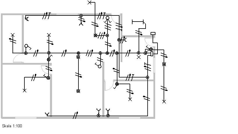 Wiring Diagram Instalasi Listrik : Gambar instalasi listrik rumah manual