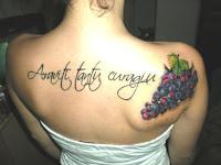 uva tattoo