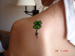 trevo tattoos