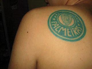 tattoo verdão símbolo