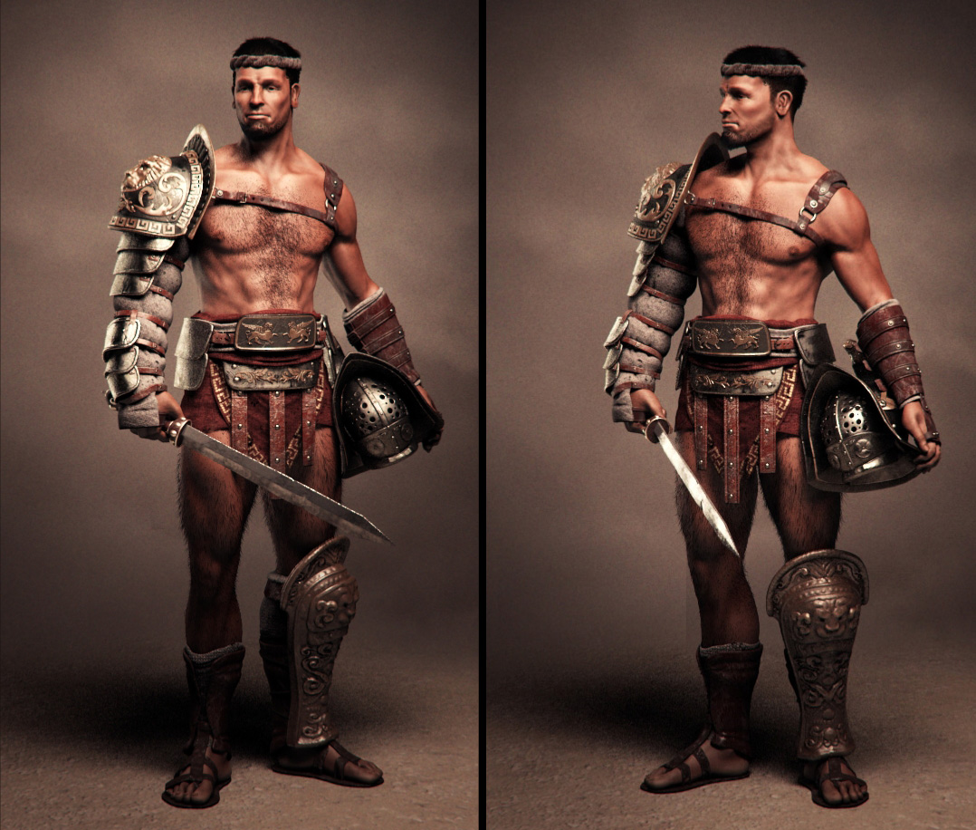 roman gladiator essay