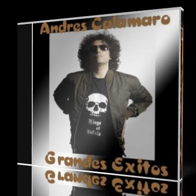 Andres Calamaro - Grandes Exitos [Greatest Hits]