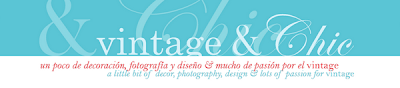 vintageandchic CUMPLE DE VINTAGE AND CHIC