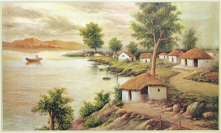 Ashwini Rai: Indian Village Paintings - 135.2KB