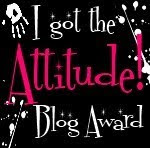 Attitude Blog Award!
