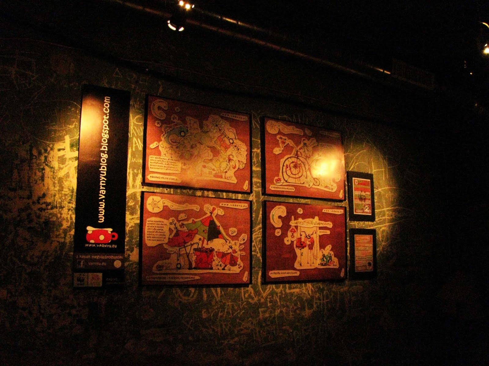 2011 - kiállítás - Szimpla Kert