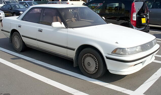 Car Name: Toyota Mark 2