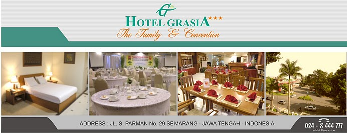 Room Service Hotel Grasia Semarang