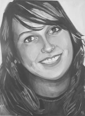 Portrait of Colin's Daughter