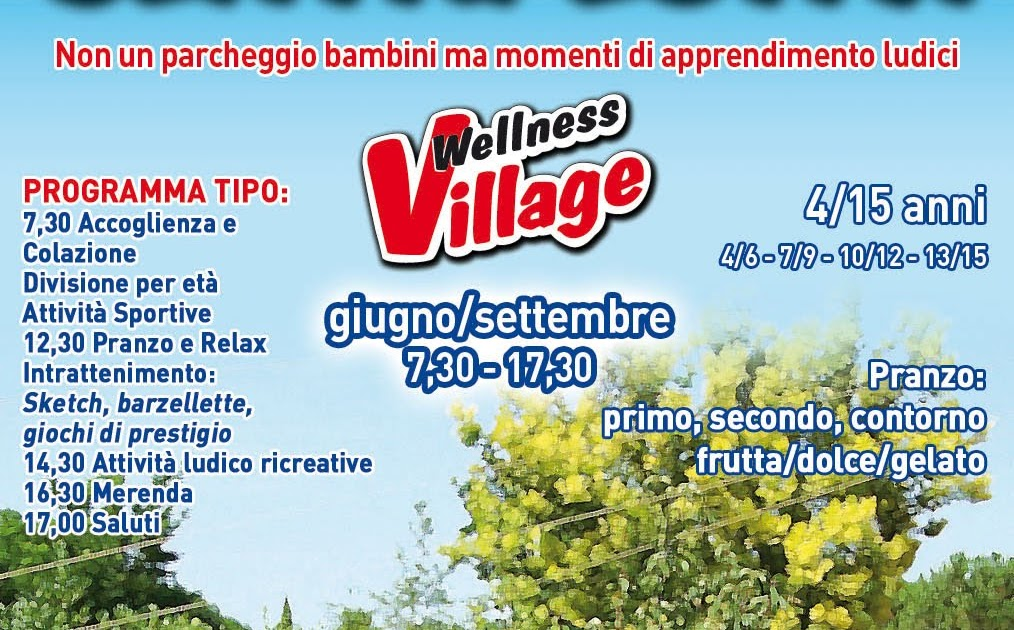 Palestra wellness village roma blog ufficiale centri for Piscina wellness roma