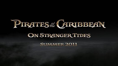 Pirates Of The Caribbean 4 : Stranger Of Tides
