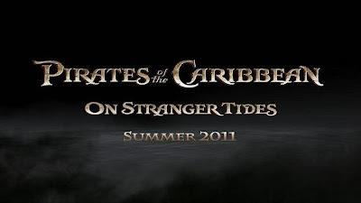 Pirates Of The Caribbean 4 : Stranger Of Tides