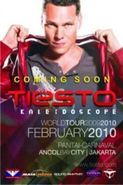 DJ Tiësto: Kaleidoscope World Tour