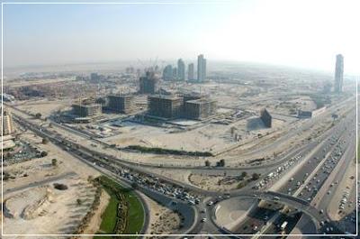 Burj Dubai, Sheikh Zayed, Sheikh Zayed Road, Road