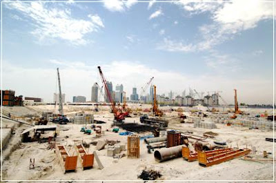 Burj Dubai, Burj Dubai Site, Burj Dubai Site - History Rising, History Rising