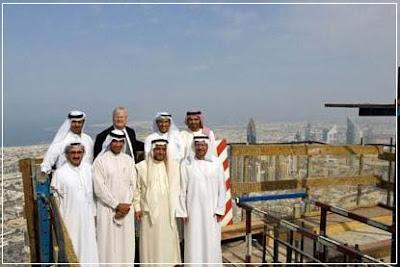 Adrian Smith, Emaar, Burj Dubai, Burj