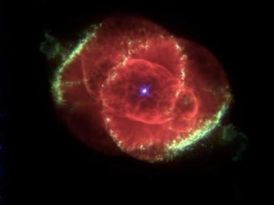 The Catseye Nebula