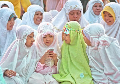 Ucapan SMS Ramadhan, SMS menjelang Puasa, Hari Raya Idul Fitri