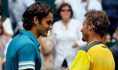 Roger Federer, Mardy Fish