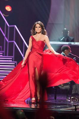 Miss Universe 2010, Jimena Navarrete