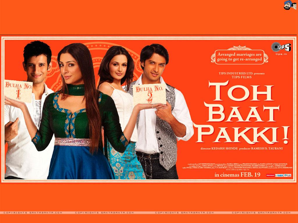 Toh Baat Pakki Movie, Hindi Movie, Bollywood Movie, Tamil Movie, Kerala Movie, Telugu Movie, Punjabi Movie, Free Watching Online Movie, Free Movie Download