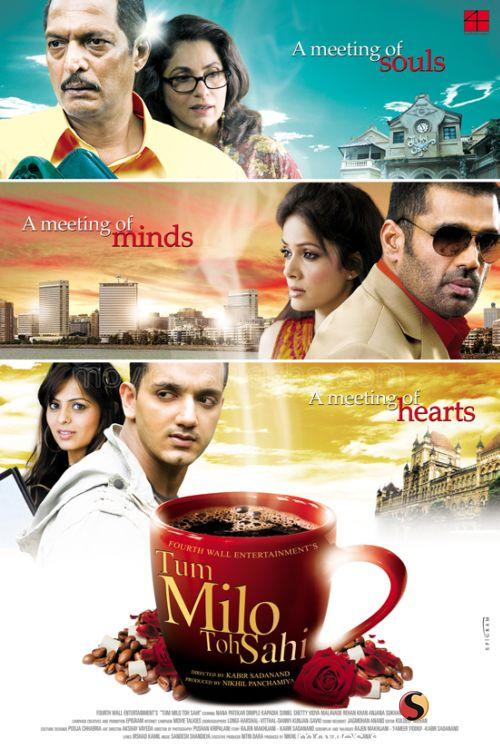 Tum Milo Toh Sahi MOvie, Hindi Movie, Bollywood Movie, Kerala Movie, Telugu Movie, Punjabi Movie, Hindi Dubbed Movie, Youtube Movie, Free Watching Onlien Movie, Free Movie Download