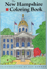 New Hampshire Coloring Book