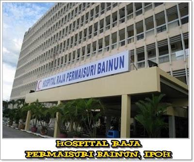 Hospital Permaisuru Bainun, Ipoh
