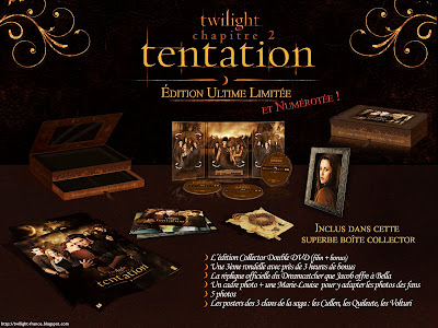 Coffret Ultime New Moon Tentation