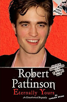 Robert Pattinson Eternally Yours