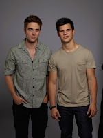 Entertainment Weekly EW 2010 Robert Pattinson et Taylor Lautner