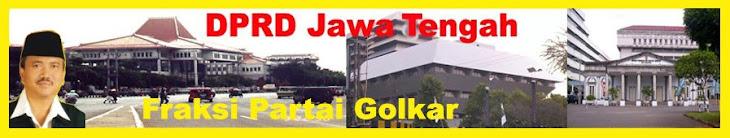 Anggota DPRD Jateng Fraksi Golkar