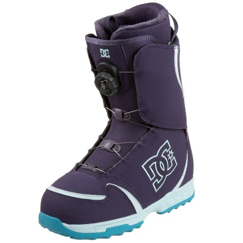 Buy DC Women's Lotus 2010 Ladies Boa Snowboard Boot. Size: Color: Purple