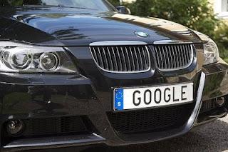 Placas Estranhas - Google