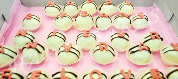 Cake Balls Stands