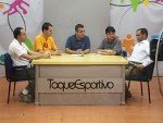 Programa Toque Esportivo - TV UCPEL