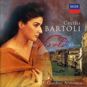 Vivaldi album Cecilia Bartoli