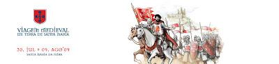 Viagem medieval Santa Maria da Feira