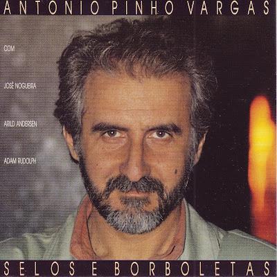 António Pinho Vargas selos e borboletas
