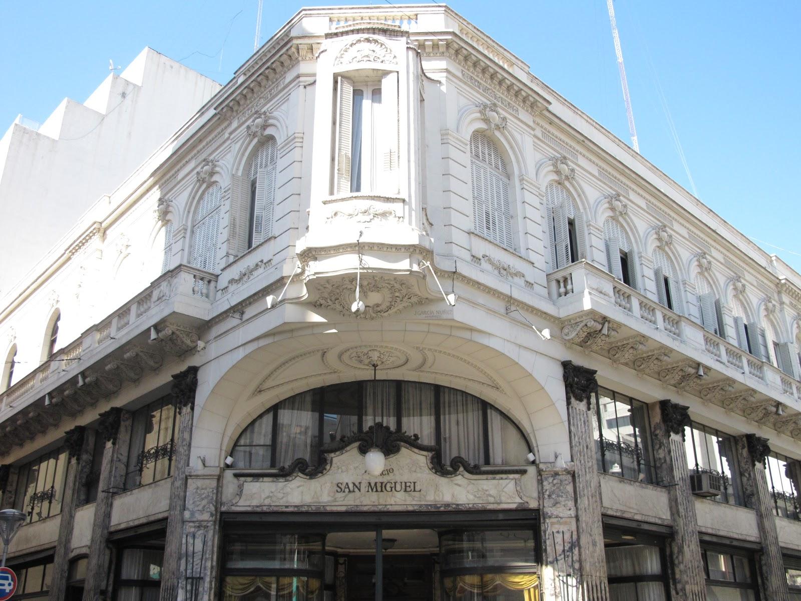 Edificios Y Monumentos De Buenos Aires Palacio San Miguel