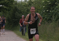 Steve Birtwistle at Half Ironman UK 2008