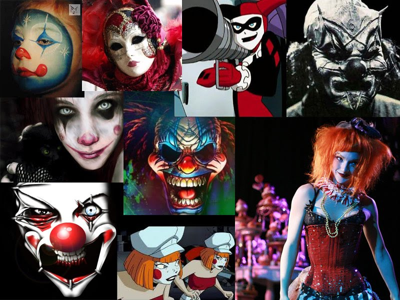 this is a way of life styles and inspiration for clown characters