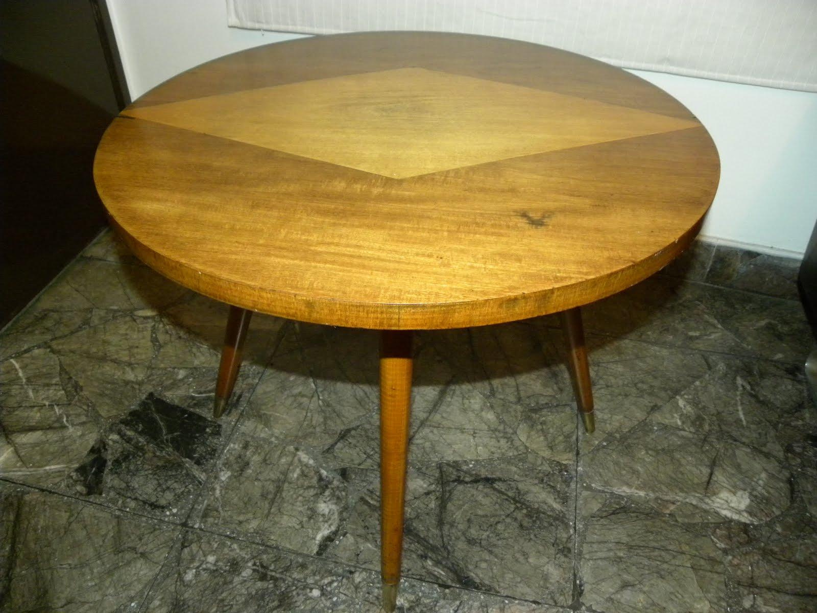 Deco retro vintage mesa ratona americana costado de sill n - Decoracion retro americana ...
