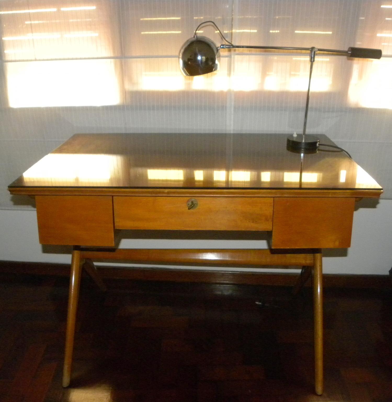 Deco retro vintage escritorio escandinavo vintage - Escritorio vintage ...