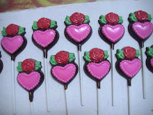 Lolichoc - Rose - sebatang = RM1.20